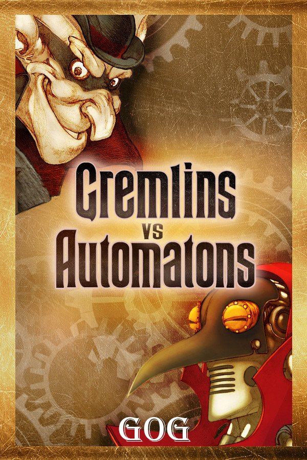 Gremlins vs Automatons [GOG] (2017) PC | Лицензия