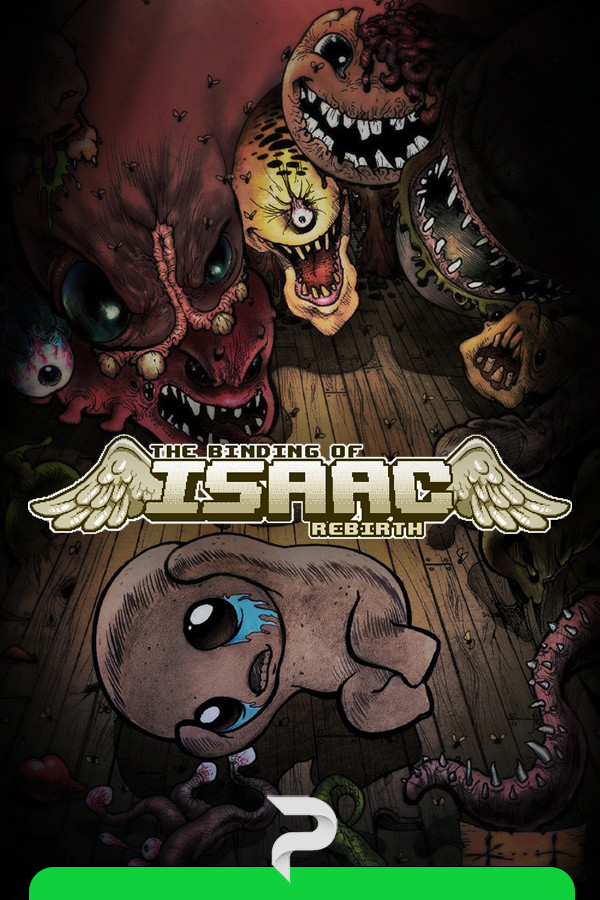 The Binding of Isaac: Repentance v. 4.0.2 - 4.0.3 [Portable] (2021)