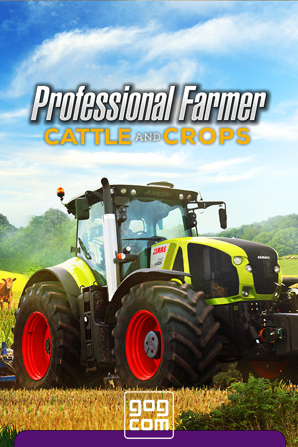 Professional Farmer: Cattle and Crops [GOG] (2017) PC | Лицензия