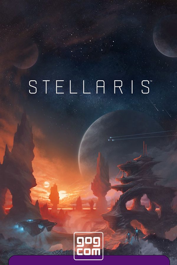 Stellaris Galaxy Edition [GOG] (2016) PC | Лицензия