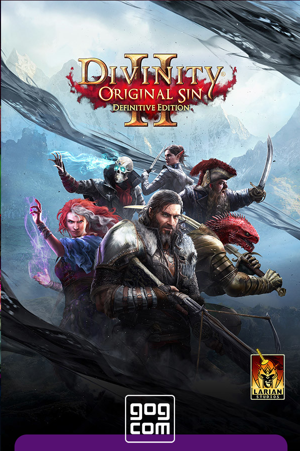 Divinity: Original Sin 2 Definitive Edition [GOG] (2017)