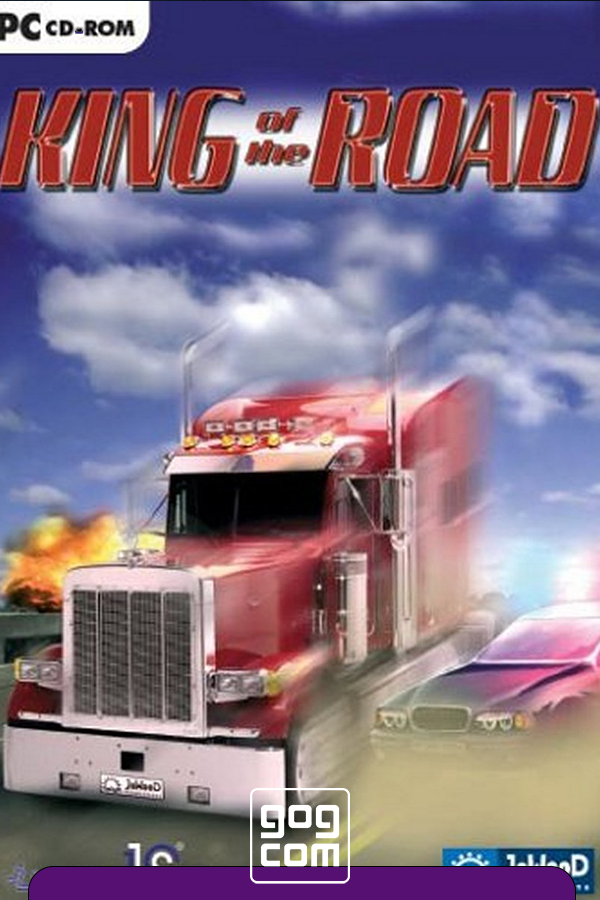 Hard Truck 2: King of the Road Дальнобойщики 2 v.1.3 (8.1) (28854) [GOG] (2000)