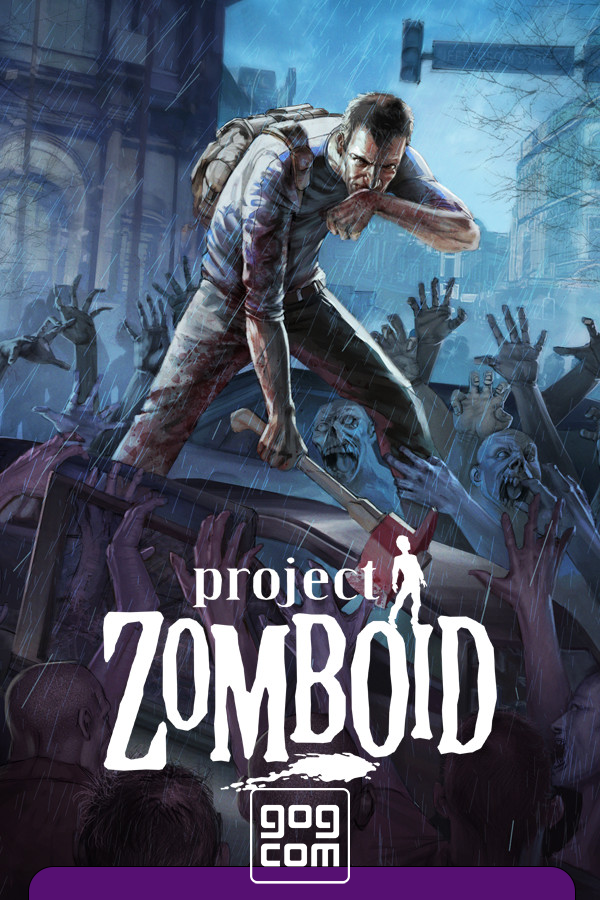 Project Zomboid v.41.50 (44132) [GOG] (Early Access)